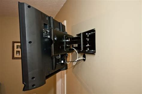 how high to mount tv on wall in bedroom electrician to mount tv