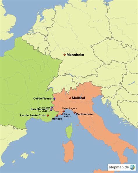 karte deutschland italien karte italien deutschland kleve landkarte