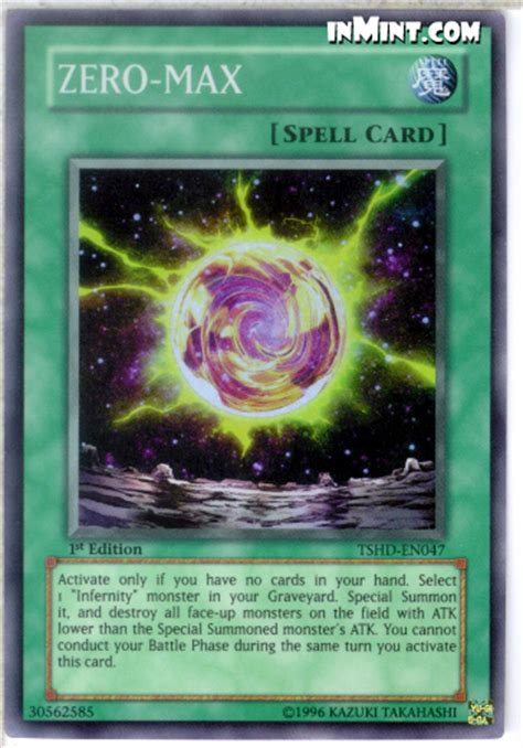 5d Spell Card Template by Inmint Yu Gi Oh 5d S The Shining Darkness Yugioh