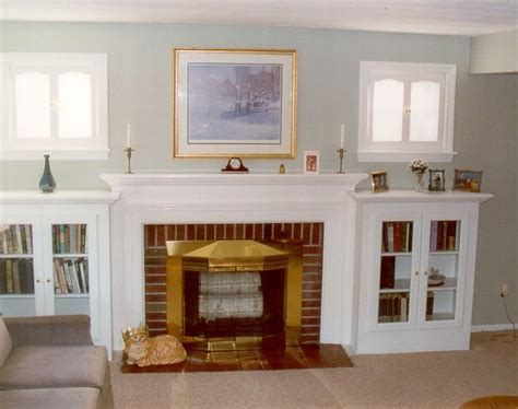 built in shelves around fireplace with windows shelves around fireplace built in bookshelves with