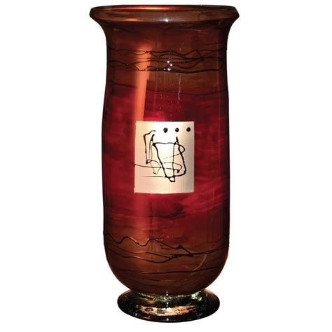Gold Hurricane Vase by Gold Hurricane Small Glass Vase Couleur