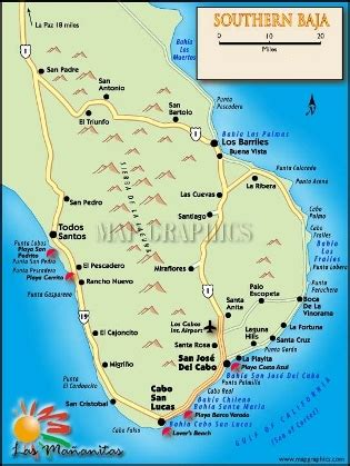 map cabo mexico mexico map cabo mexico map
