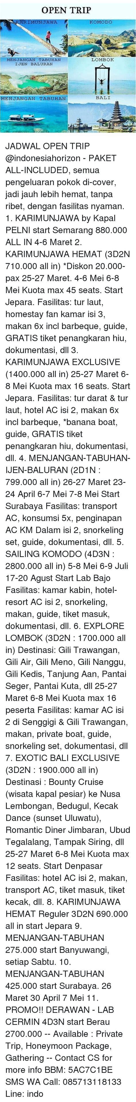Paket Wisata Sailing Komodo Kamar Kabin 4d3n Boat Memes Of 2016 On Sizzle