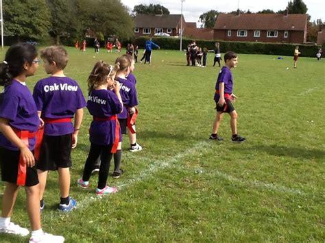oak view primary nursery school sport