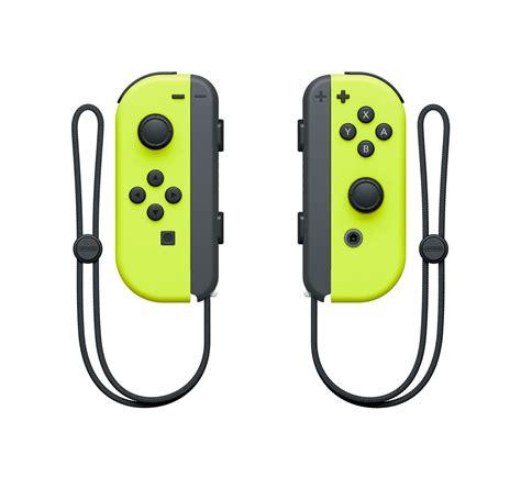 Dijamin Con Nintendo Switch Neon Blue Joycon Second Mulus nintendo switch con yellow controller set nintendo