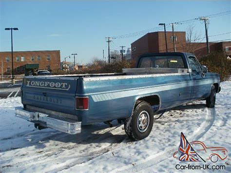 chevy bed chevy longfoot pickup granddaddy of truck beds