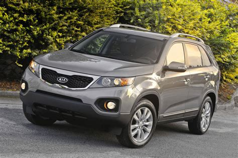 2012 Kia Sorento Recalls 2012 Kia Sorento Suv Consumer Reviews Edmunds Home Html