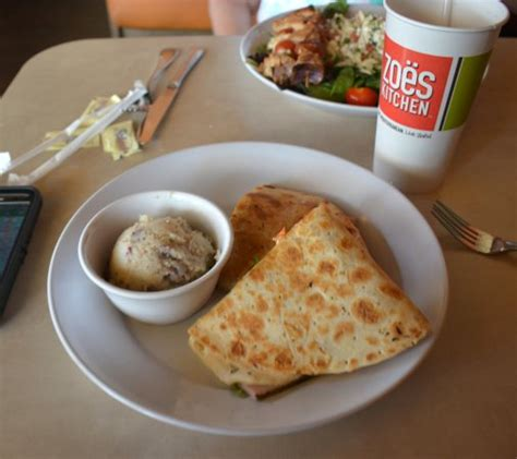 Zoes Kitchen Birkdale by Rosemary Ham And Mozzarella Piadina Picture Of Zoes