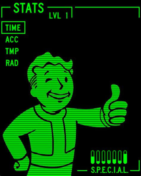 animated wallpaper for apple watch fallout 4 pip boy apple watch face