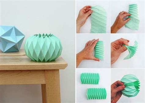 Crafts Made From Paper - 40 diy paper crafts ideas for