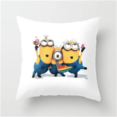 Minion Pillow Walmart by Minion Shakes Throw Pillow By Harry From Society6 Epic