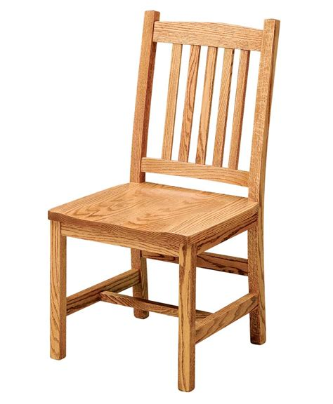 Amish Dining Chairs Logan Dining Chair Amish Direct Furniture