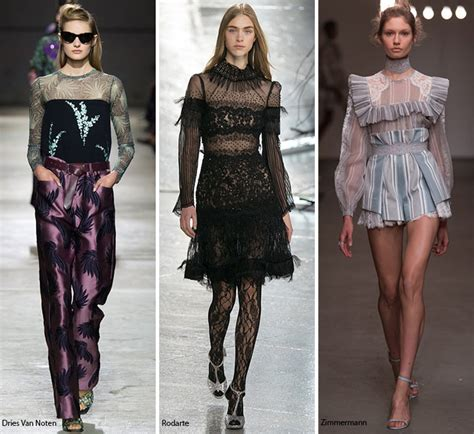 Summer 08 Trends Sheer Fabrics by Summer 2016 Fashion Trends Fashionisers