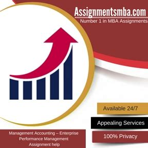 Enterprise Performance Management Mba by Management Accounting Enterprise Performance Management