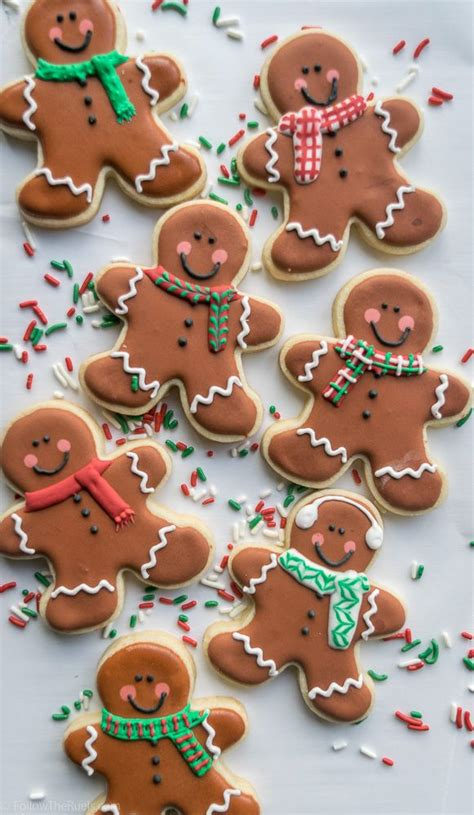 gingerbread cookie decorating ideas gingerbread sugar cookies gingerbread sugar
