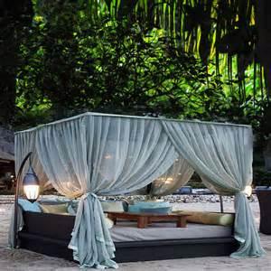 lit de jardin 224 baldaquin kanopi kalao design
