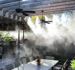 patio misting systems misting systems shadefla live outdoors