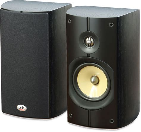 psb imagine b bookshelf loudspeakers pair designer