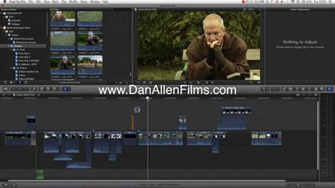 final cut pro stabilization final cut pro x tutorial pt 18 motion stabilization