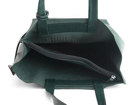 Modvog Retro Bag From Fluevog by Fluevog Shoes Shop Adelia Green Modern Tote
