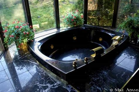 mike tyson gold bathtub the beautiful former home of boxing legend mike tyson