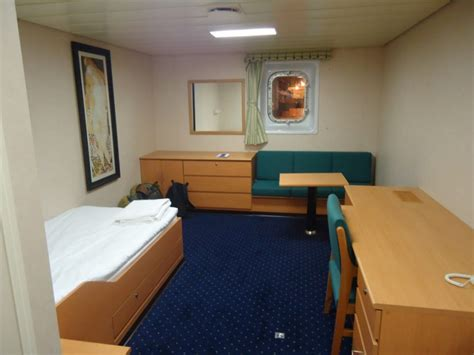 Cruise Ship Cabin by Travel Cargo Ship Is An Awesome Way To Get Around