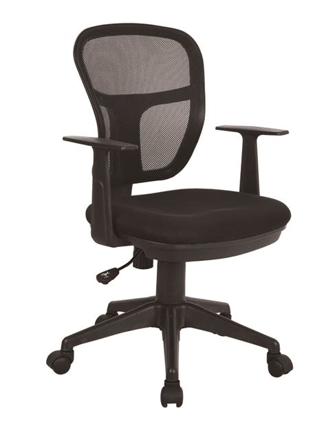 executive mesh adjustable fabric swivel computer study