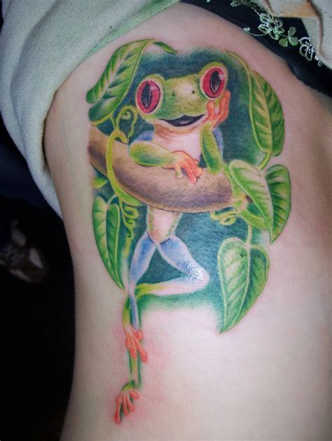 frog tattoos designs 46 unique frog tattoos designs and pictures