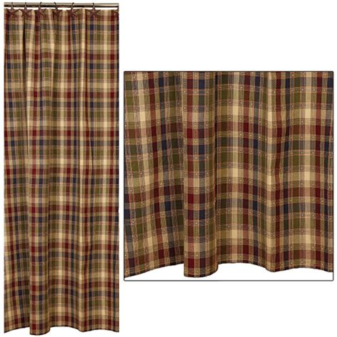 Country Bathroom Curtains Country Home Shower Curtains Curtain Menzilperde Net