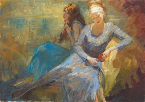 beautiful examples  figurative painting