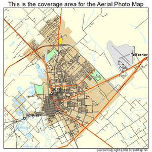 Tx To Tx Aerial Photography Map Of Tx