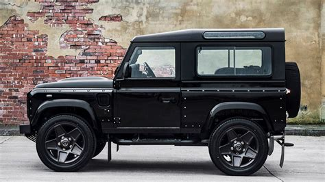 land rover defender edition kahn releases land rover defender xs 90 the end edition