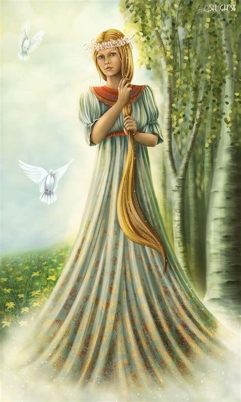 Goddess Lada Lada Slavic Goddess Of And I M A Goddess