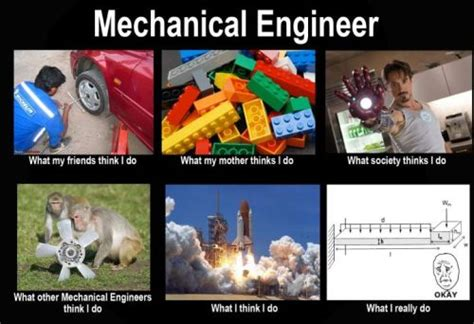 Mechanical Engineer Meme - finest geekery