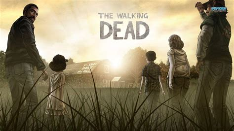 wallpaper 3d the walking dead the walking dead wallpapers 1366x768 wallpaper cave