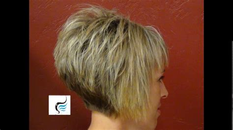 back view of wedge haircut styles short wedge haircut back view hairstyles ideas