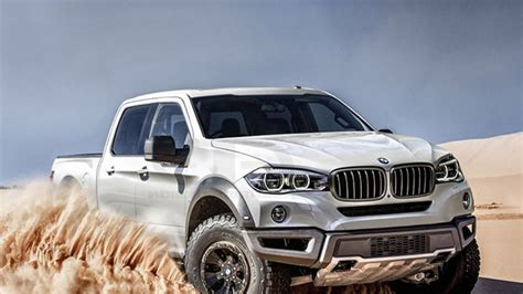 bmw pickup truck rumors  predictions  cars