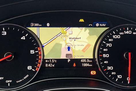 Navi Cd Audi A6 by Blitzer Poi F 252 R Audi Pocketnavigation De Navigation