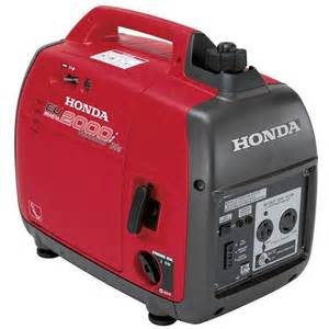 Honda Power Inverter Generator Honda Power Equipment 2000w Ultra Companion Inverter