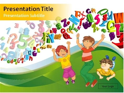 kid friendly powerpoint templates numbers powerpoint templates free bux2refs ru