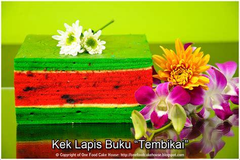 The Cake House Lapis Surabaya kek lapis buku one food and cake house