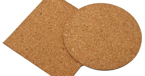 cork backing w adhesive
