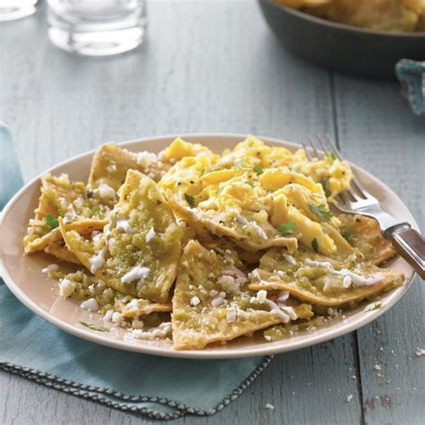 Chilaquiles Verdes Recipe   Williams Sonoma Taste