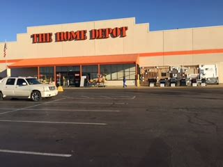 the home depot evansville in business information