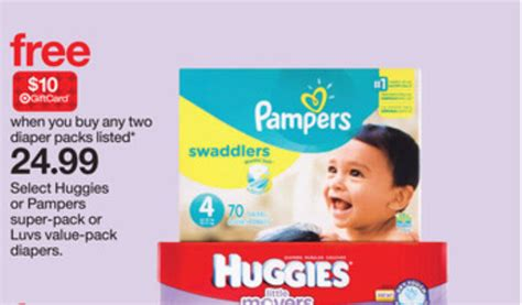 How Do I Use Target Gift Card Online - expired pers diapers 12 76 box huggies diapers 11 95 box at target simple