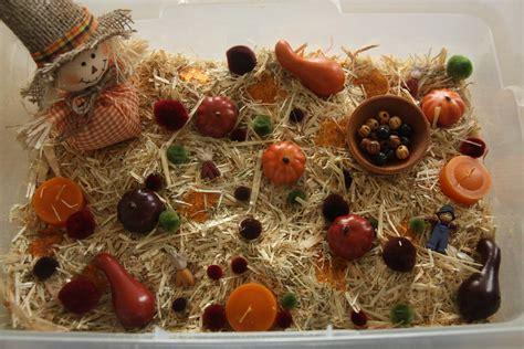 photo themes for november counting coconuts november sensory tub harvest