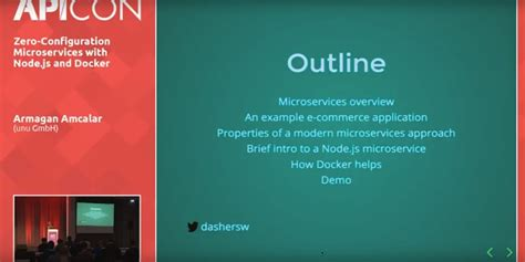 node js microservices tutorial zero configuration microservices mit node js und docker