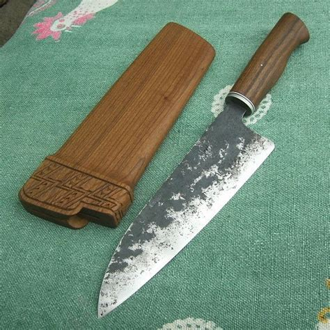 forged kitchen knives 17 best images about blacksmith on forged
