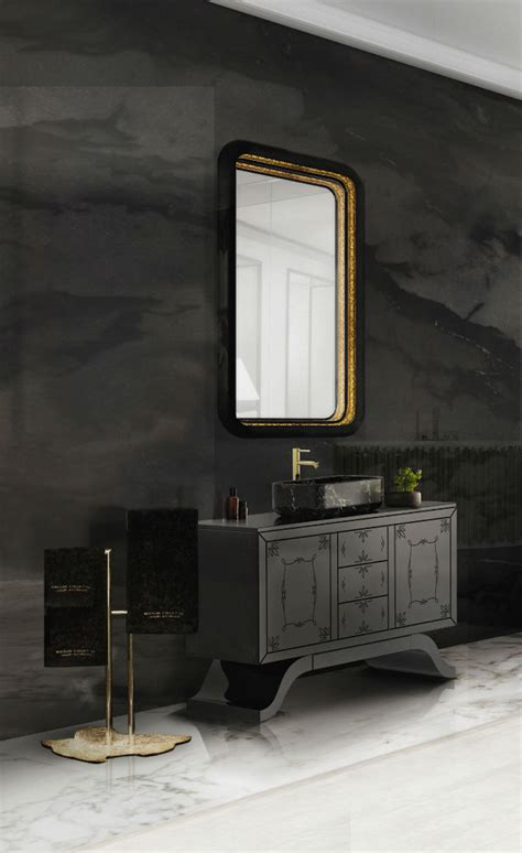 and black bathroom ideas 10 black bathroom design ideas that will inspire you