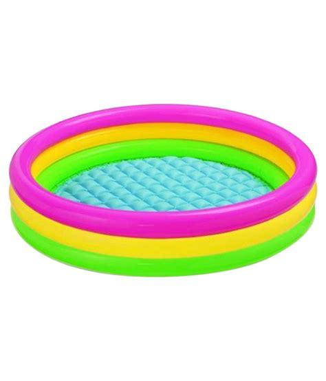 plastic bathtub for kids lakshay multicolour durable plastic water tub for kids